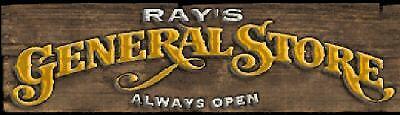 Raywalkingbear's General Store