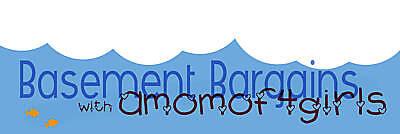 Basement Bargains with AMomOf4Girls