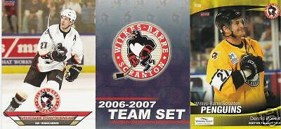 baby pens and the ahl