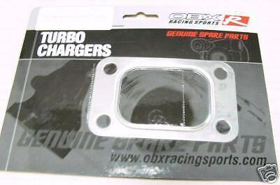 T3 Turbo Gasket OBX Racing Metal Gasket For All T3