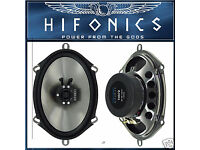 /% Hifonics TS572 TITAN  12cm x 18cm  Lautsprecher